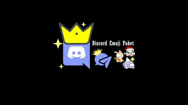 Discord Emoji Paket