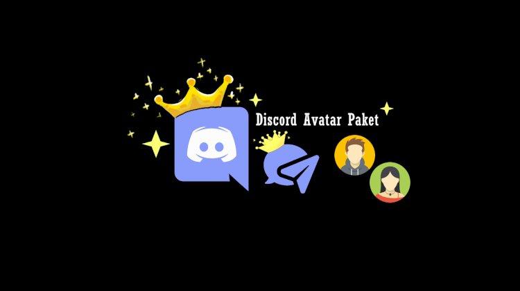 Discord Avatar Paket